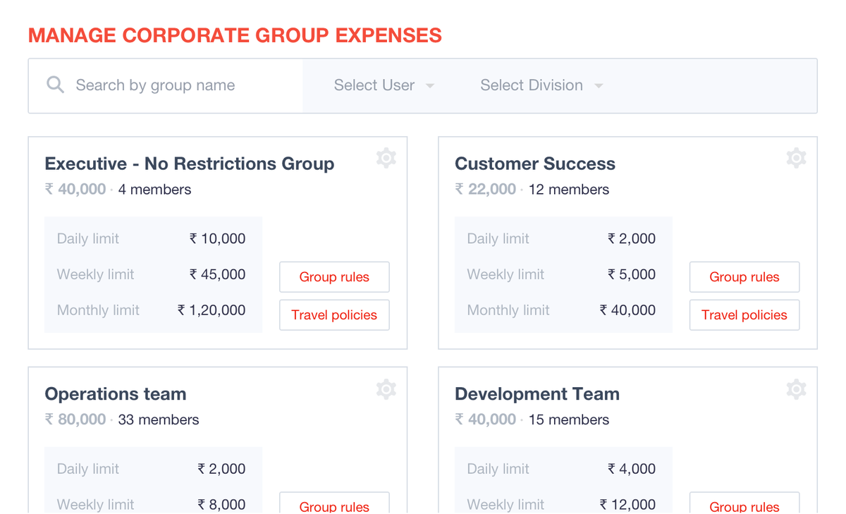 Roka Expense Management Software